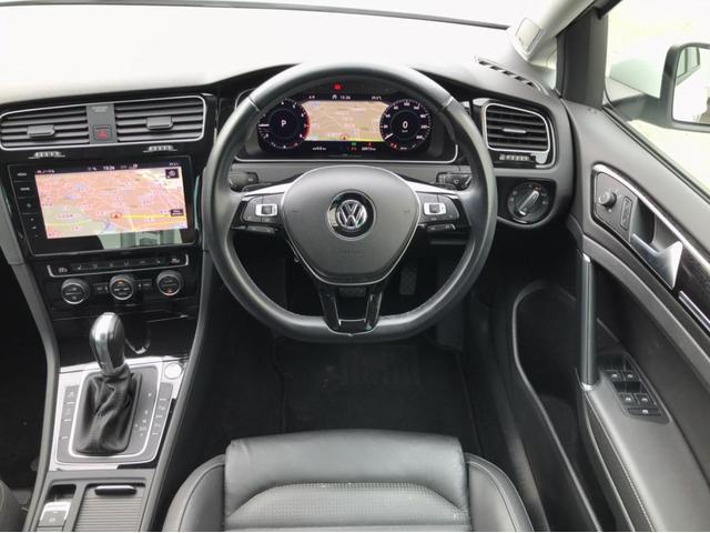 TSIハイライン マイスター ナビ バックカメラ ETC フルセグTV レザーシート シートヒーター ワンオーナー 禁煙車 18インチアルミホイール Bluetooth接続 ミュージックプレイヤー接続可 LEDヘッドライト(20枚目)
