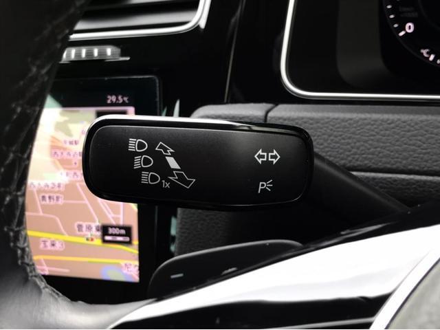 TSIハイライン マイスター ナビ バックカメラ ETC フルセグTV レザーシート シートヒーター ワンオーナー 禁煙車 18インチアルミホイール Bluetooth接続 ミュージックプレイヤー接続可 LEDヘッドライト(26枚目)