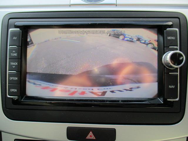 フォルクスワーゲン VW パサートヴァリアント RラインVW純正ナビ バックカメラ ETC 障害物センサー付