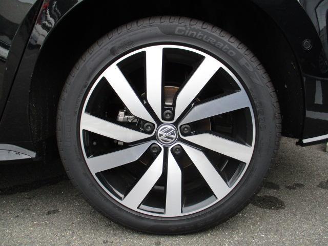 フォルクスワーゲン VW ゴルフトゥーラン 新型TSI Rライン VW純正ナビ テックPKG DCC