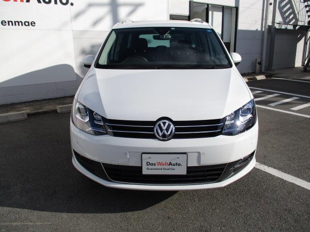 新型TSIコンフォートライン VW純正ナビ 電動サンルーフ(2枚目)