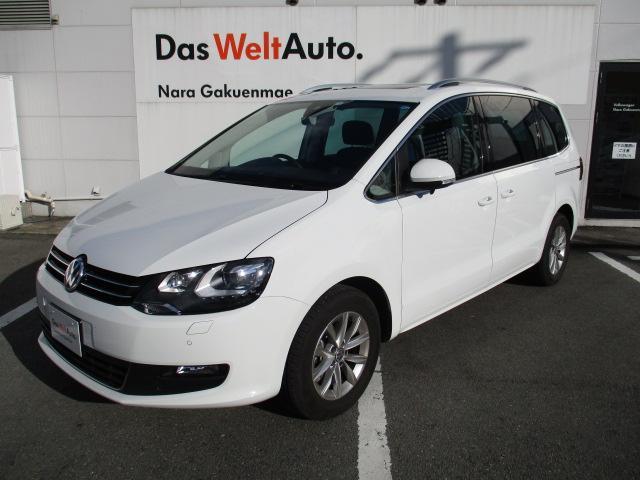 新型TSIコンフォートライン VW純正ナビ 電動サンルーフ(3枚目)