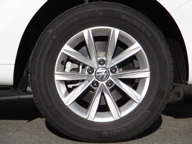 新型TSIコンフォートライン VW純正ナビ 電動サンルーフ(7枚目)