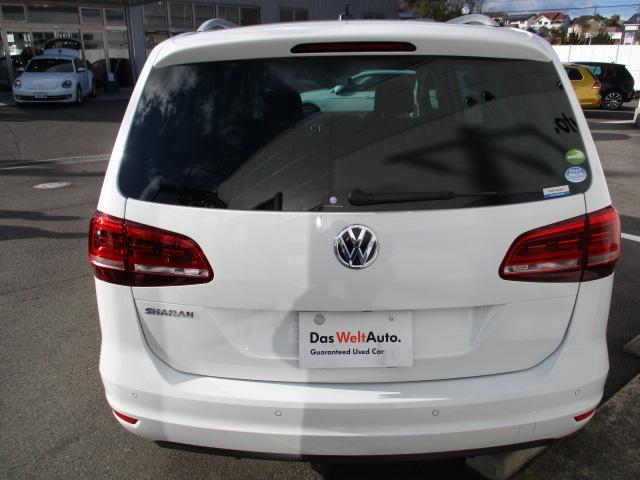 新型TSIコンフォートライン VW純正ナビ 電動サンルーフ(8枚目)