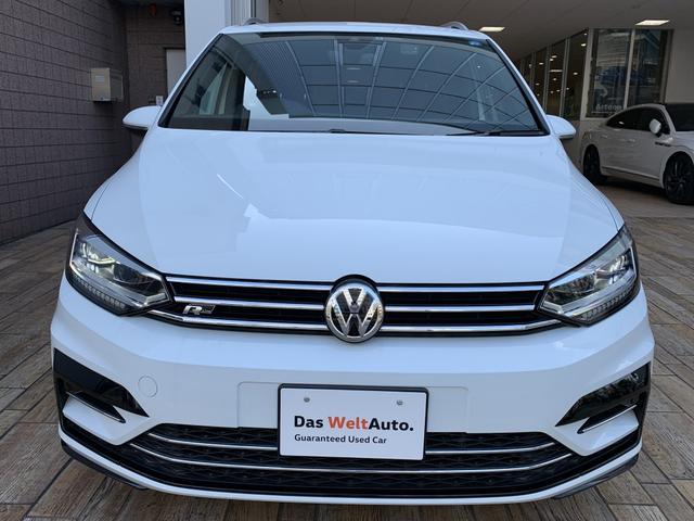 新型TSI Rライン VW純正ナビ ETC DCC 18AW(2枚目)