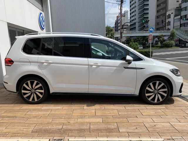 新型TSI Rライン VW純正ナビ ETC DCC 18AW(3枚目)
