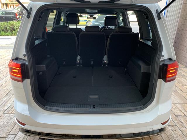新型TSI Rライン VW純正ナビ ETC DCC 18AW(9枚目)