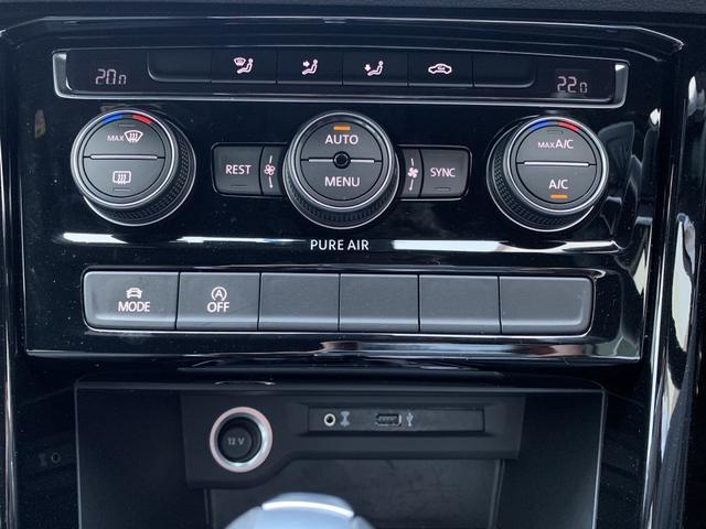 新型TSI Rライン VW純正ナビ ETC DCC 18AW(17枚目)