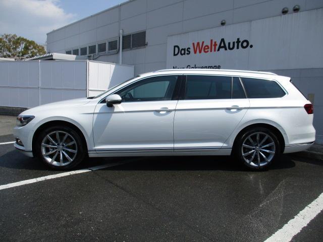 新型TDIハイライン テクノロジーPKG VW純正ナビ(5枚目)