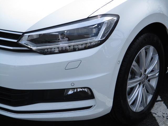 新型TSIハイライン VW純正ナビ テクノロジーパッケージ(4枚目)