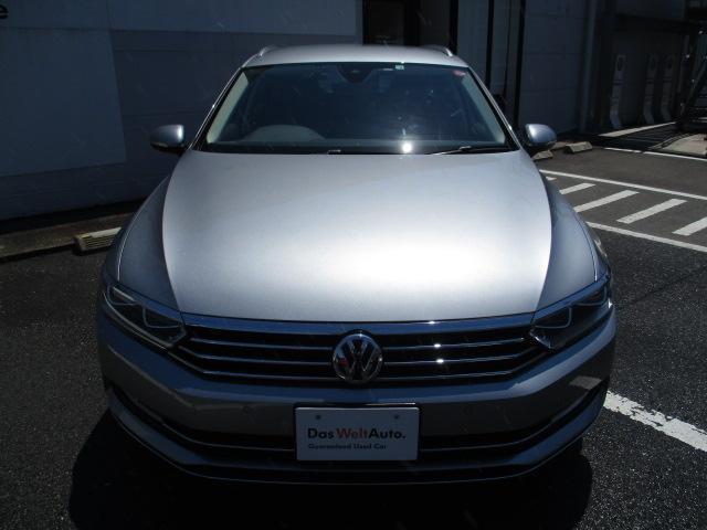 新型TDIエレガンスライン VW純正ナビ 電動ゲート ETC(2枚目)