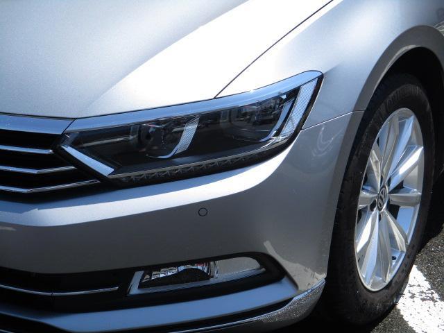 新型TDIエレガンスライン VW純正ナビ 電動ゲート ETC(4枚目)