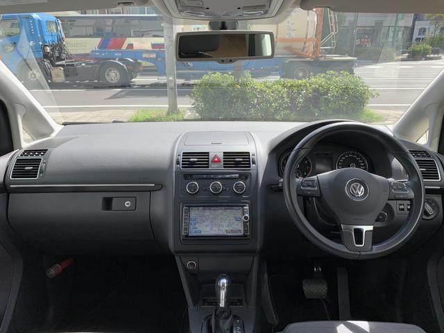 「フォルクスワーゲン」「VW ゴルフトゥーラン」「ミニバン・ワンボックス」「大阪府」の中古車10