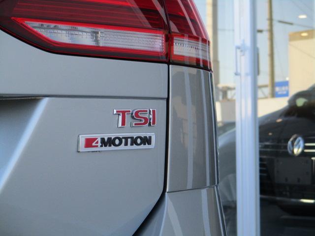 新型TSI4モーション VW純正ナビ テクノロジーPKG(16枚目)