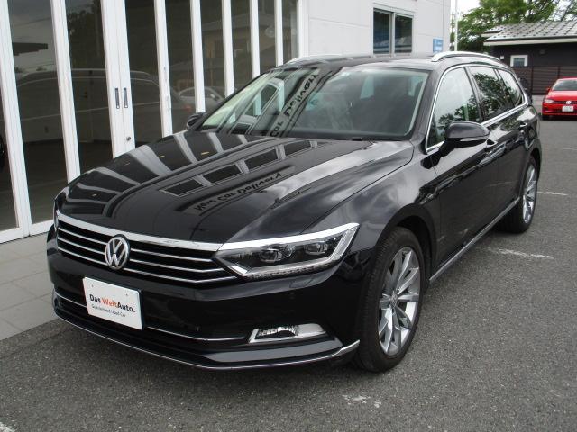 新型TDIハイライン VW純正ナビ レザーシート 電動ゲート(3枚目)