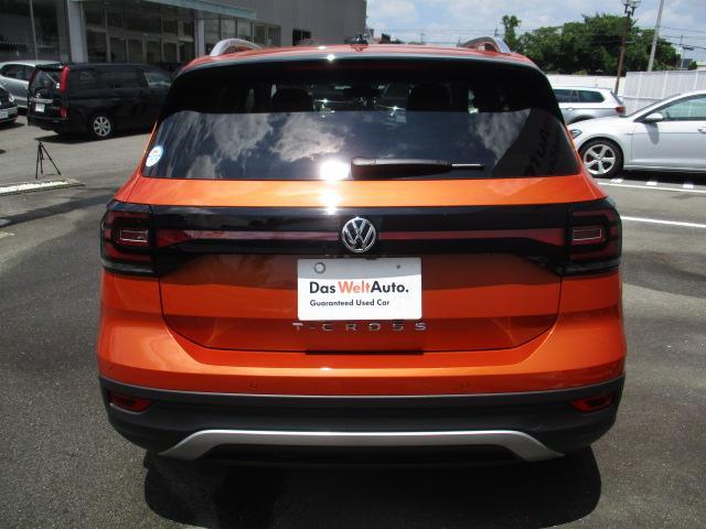 TSI 1stプラス VW純正ナビ ETC バックカメラ ACC 死角検知 後方自動軽減装置 レーンアシスト LEDヘッドライト 障害物センサー パークアシスト ディーラー車 新車保証継承(8枚目)