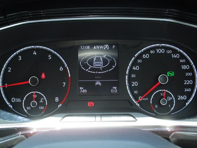 TSI 1stプラス VW純正ナビ ETC バックカメラ ACC 死角検知 後方自動軽減装置 レーンアシスト LEDヘッドライト 障害物センサー パークアシスト ディーラー車 新車保証継承(13枚目)