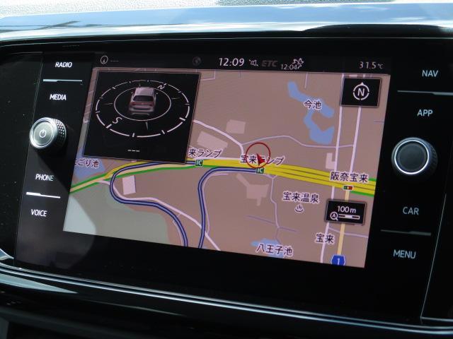 TSI 1stプラス VW純正ナビ ETC バックカメラ ACC 死角検知 後方自動軽減装置 レーンアシスト LEDヘッドライト 障害物センサー パークアシスト ディーラー車 新車保証継承(18枚目)