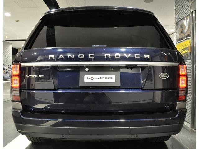 ランドローバー レンジローバー ヴォーグ ワンオーナー 電動サイドステップ 21インチAW