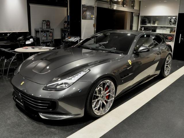 「フェラーリ」「フェラーリ GTC4ルッソ」「クーペ」「大阪府」の中古車4