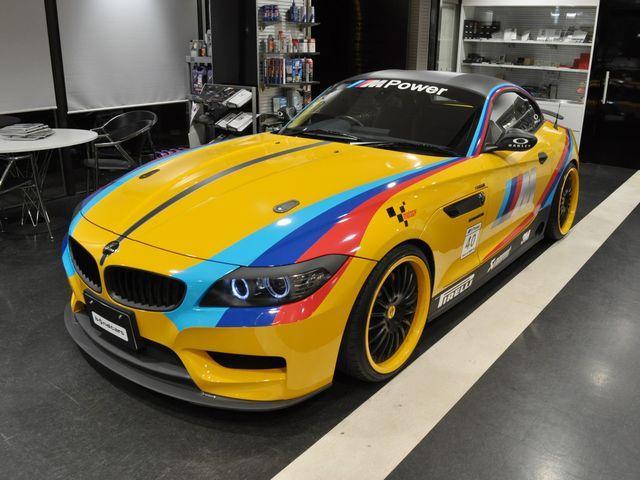 「BMW」「Z4」「オープンカー」「大阪府」の中古車6