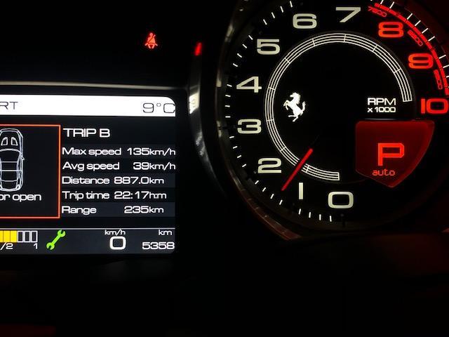 走行距離は6000kmとまだまだ長くお乗りいただけます!