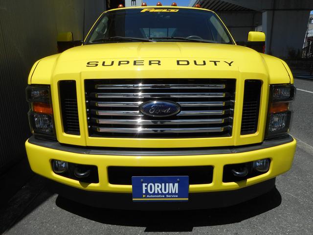 フォード フォード F-350 08yフェイス 実走行CARFAX アメリカンフォース26