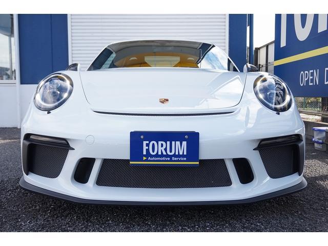 911GT3 クラブスポーツ PCCB 6MT 新車並行(2枚目)