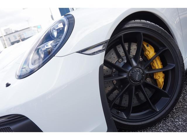 911GT3 クラブスポーツ PCCB 6MT 新車並行(4枚目)