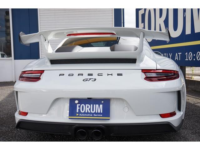 911GT3 クラブスポーツ PCCB 6MT 新車並行(10枚目)