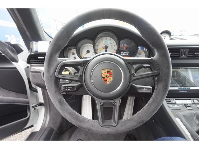 911GT3 クラブスポーツ PCCB 6MT 新車並行(13枚目)