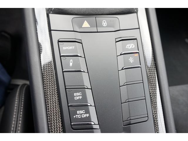 911GT3 クラブスポーツ PCCB 6MT 新車並行(16枚目)