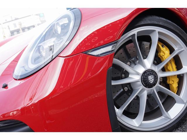 911GT3 ツーリングPKG PCCB 6MT 新車並行(4枚目)