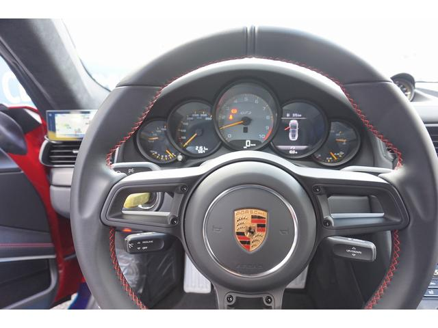 911GT3 ツーリングPKG PCCB 6MT 新車並行(13枚目)