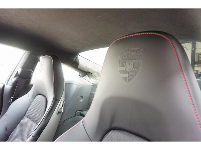 911GT3 ツーリングPKG PCCB 6MT 新車並行(17枚目)