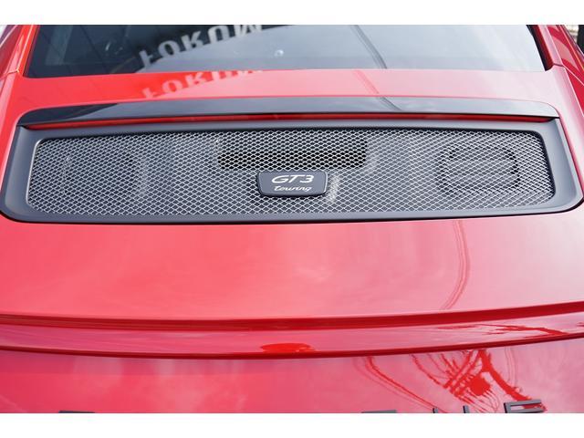 911GT3 ツーリングPKG PCCB 6MT 新車並行(22枚目)