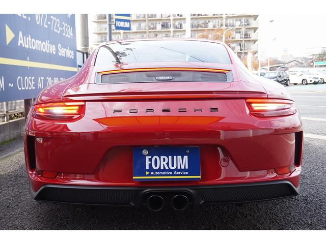 911GT3 ツーリングPKG PCCB 6MT 新車並行(23枚目)