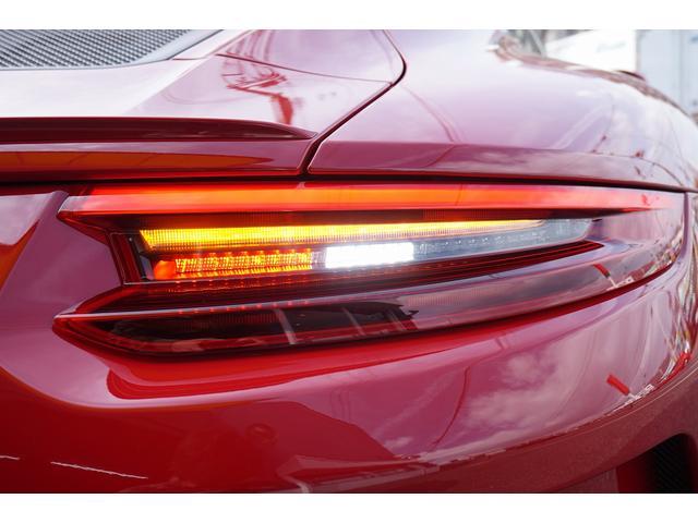911GT3 ツーリングPKG PCCB 6MT 新車並行(24枚目)