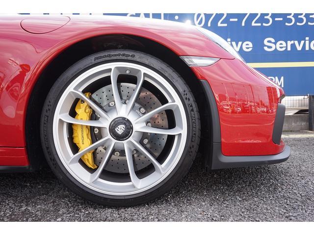 911GT3 ツーリングPKG PCCB 6MT 新車並行(32枚目)