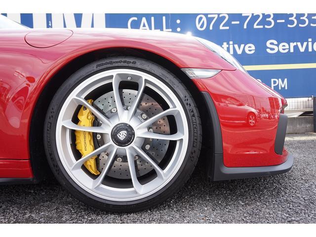 911GT3 ツーリングPKG PCCB 6MT 新車並行(33枚目)