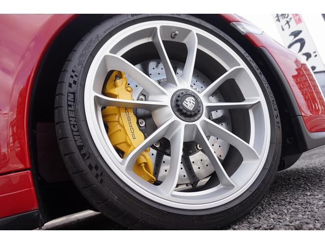911GT3 ツーリングPKG PCCB 6MT 新車並行(34枚目)