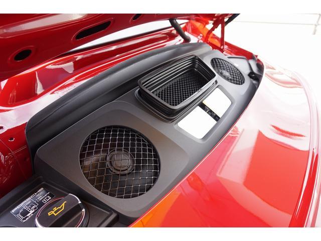 911GT3 ツーリングPKG PCCB 6MT 新車並行(36枚目)