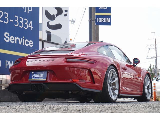 911GT3 ツーリングPKG PCCB 6MT 新車並行(39枚目)