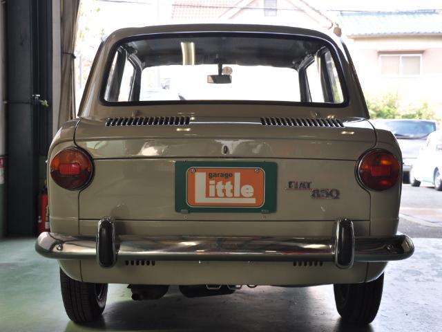 フィアット フィアット 850 ベルリーナ CAPRERA
