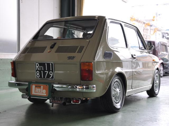 「フィアット」「フィアット 126」「コンパクトカー」「大阪府」の中古車2