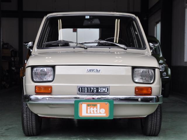 「フィアット」「フィアット 126」「コンパクトカー」「大阪府」の中古車3
