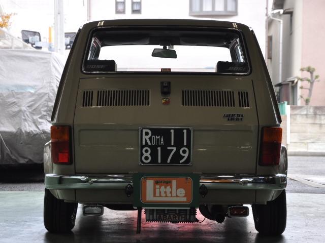 「フィアット」「フィアット 126」「コンパクトカー」「大阪府」の中古車4