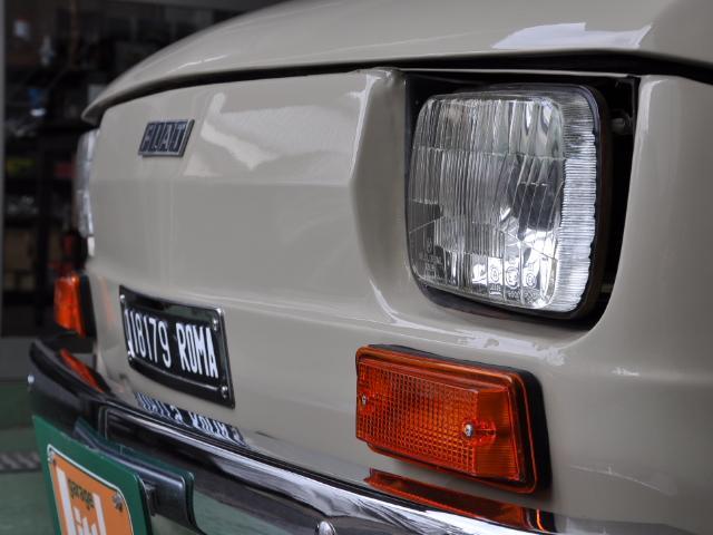 「フィアット」「フィアット 126」「コンパクトカー」「大阪府」の中古車18