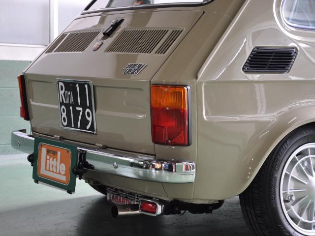 「フィアット」「フィアット 126」「コンパクトカー」「大阪府」の中古車57