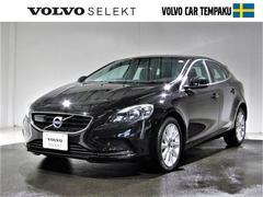 ボルボ V40T3 SE 正規認定中古車 本革シート